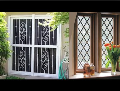 Indian House Window Grill Designs In 2020 Window Grill Design Window Grill Grill Design