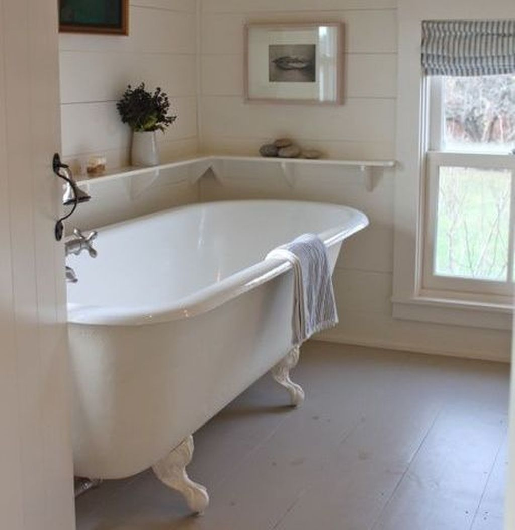 45 Affordable Bathroom Garden Tub Decorating Ideas in 2020 ...