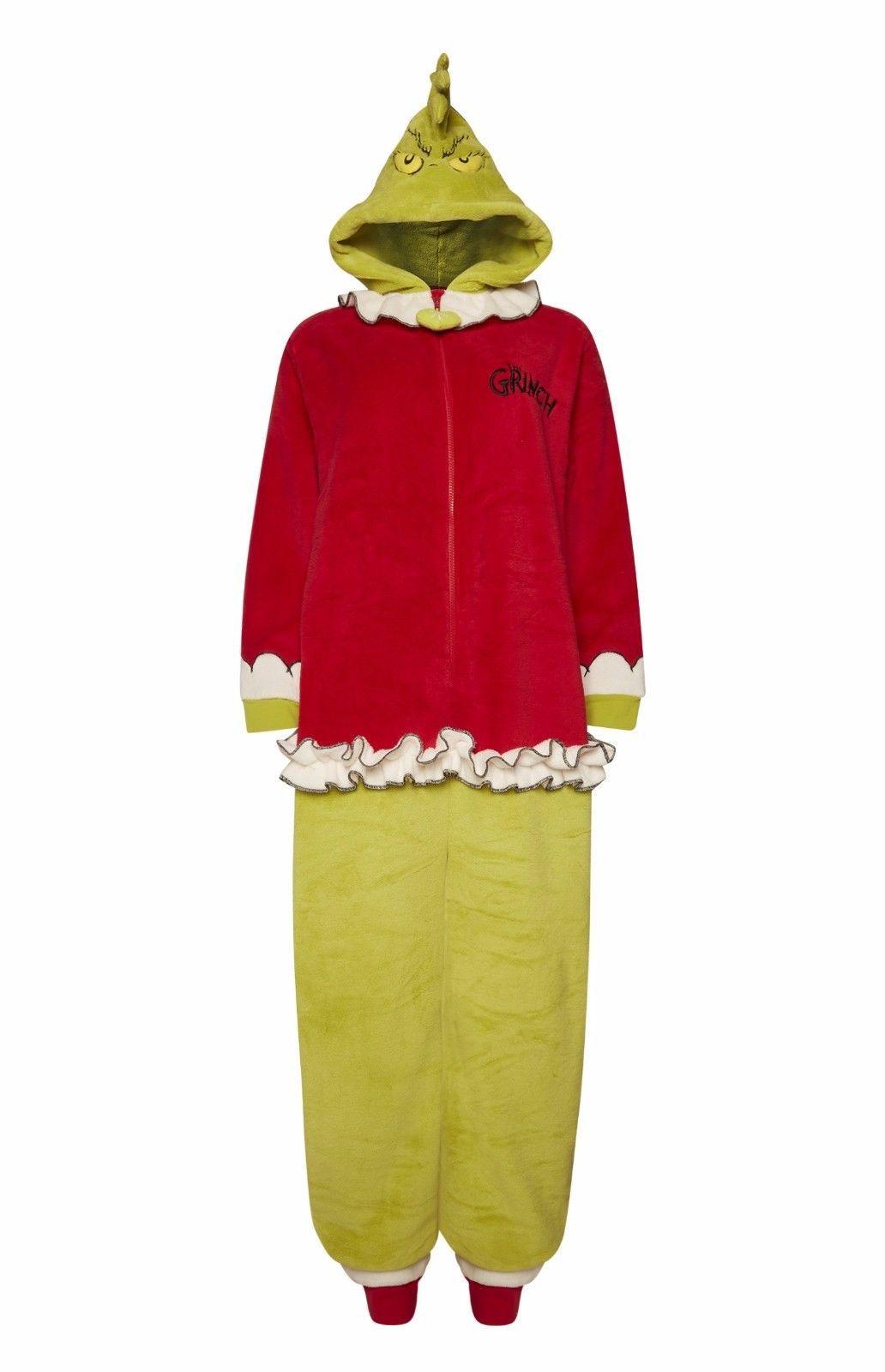 dc0dc6d23d9e The Grinch Christmas onesie