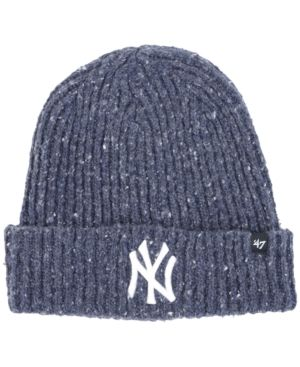 acd285fa4f4 47 Brand New York Yankees Buyback Knit Hat - Blue Adjustable ...