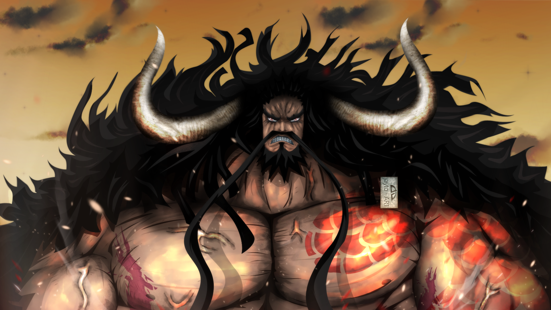 One Piece, Hundred Beast Kaido Kaido one piece