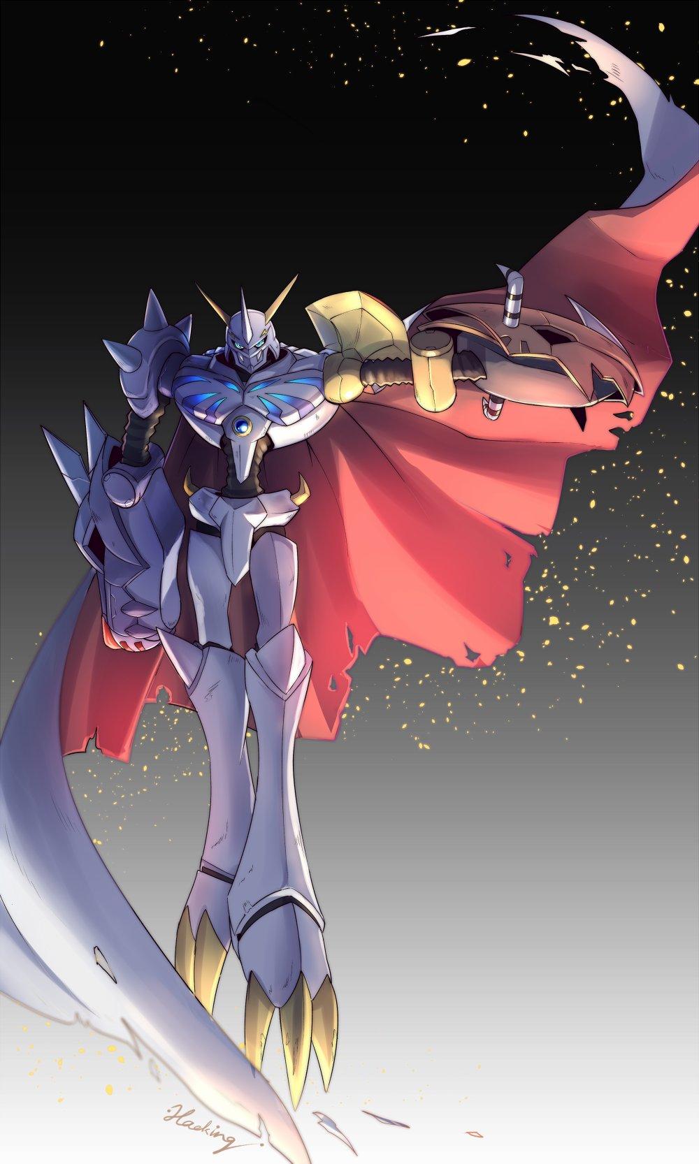 ハヱキング on Twitter in 2020 Digimon, Anime, Art