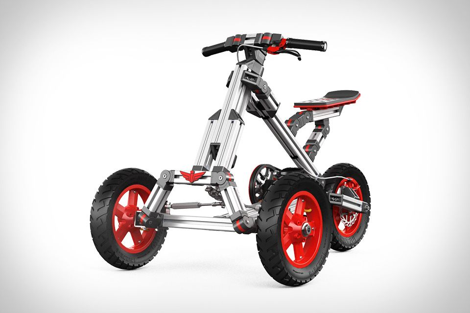 Infento Constructible Rides Bike Tricycle Bike Kit