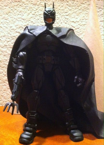 Batman - The Dark Knight Custom Action Figure