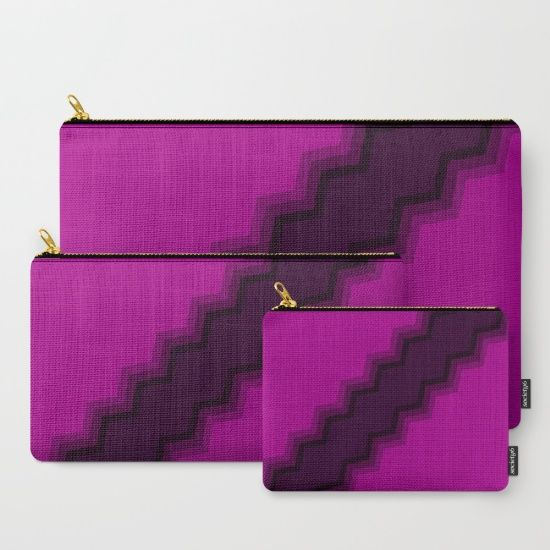 Miasmic Collisions Carry-All Pouch