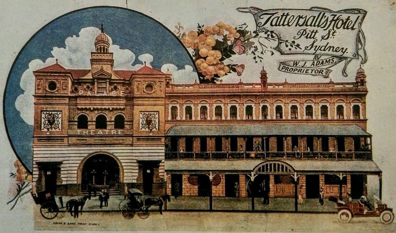 Tattersalls Hotel Sydney