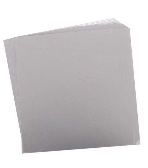 Grafix 12 X12 007 Plastic Sheets 25pk Clear Clear Plastic Sheets Plastic Sheets Cardstock Paper Crafts