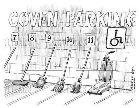 Coven Parking