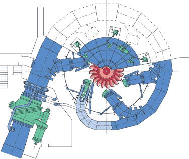 Pelton Turbine Design For Hydroelectric Power Generation Extreme
