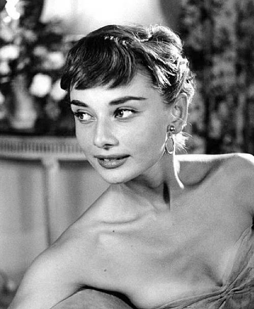 50 Falling in Love with Audrey Hepburn