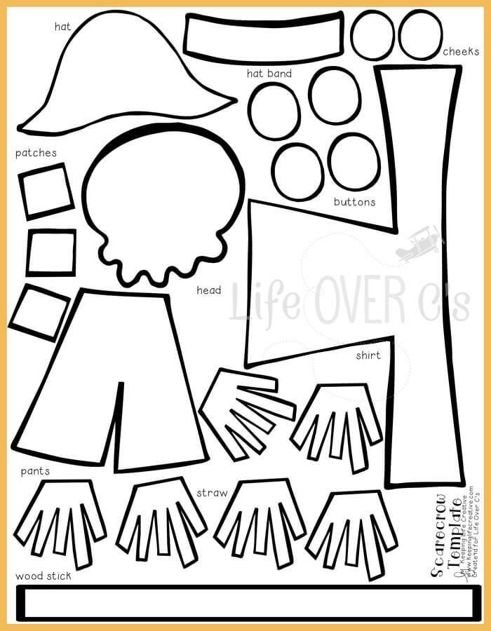 Pin on Scarecrow Play Date Planner