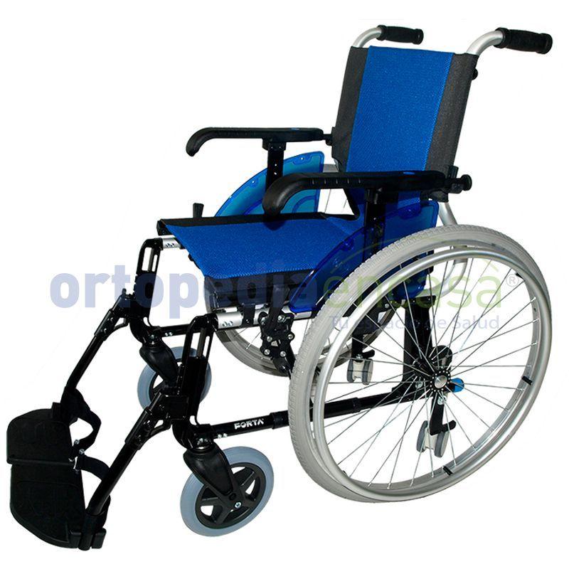 Libertad de movimiento en reas reducidas es lo que te ofrece nuestra silla de ruedas forta line - Sillas de ruedas estrechas ...