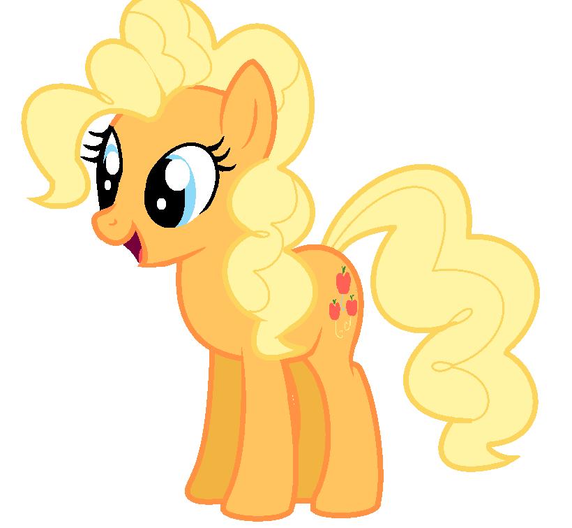 Apple Pie My Little Pony