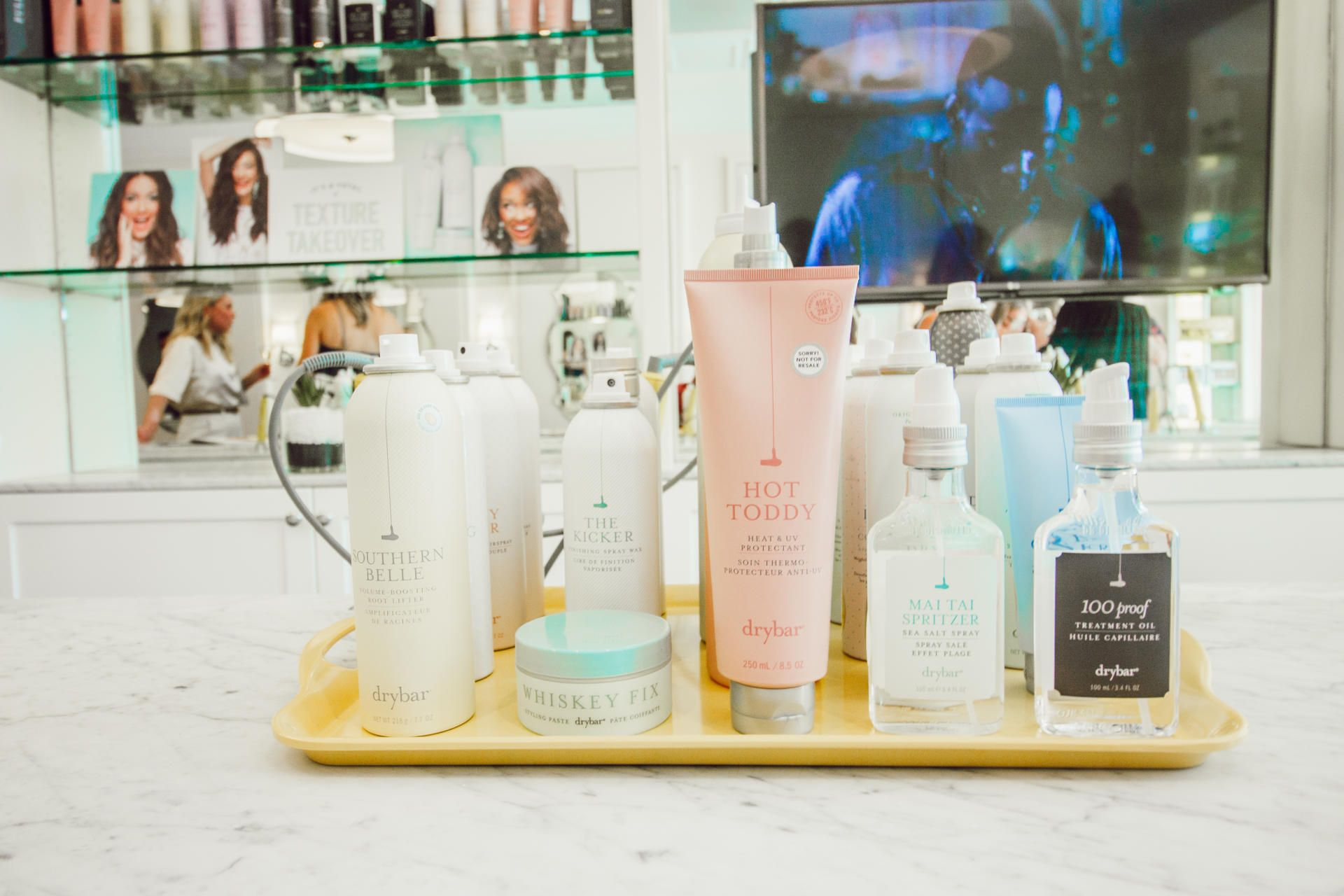 VIP Preview Party + My First Blowout at Indy\'s New Drybar | Abby ...