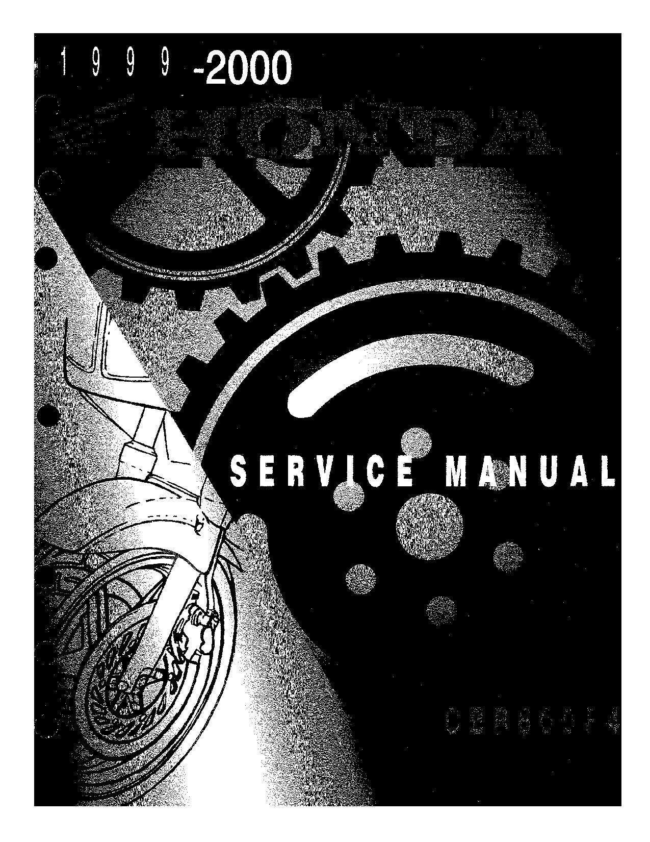 Honda Cbr 600 F4 1999 2000 Repair Manual Pdf Download Service Manual Repair Manual Pdf Download Cbr 600 Cbr Honda Cbr