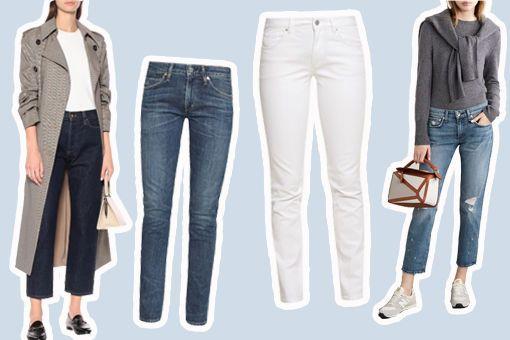 Jeans-Trends 2020: Diese Denim-Hosen sind jetzt angesagt! - GLAMOUR