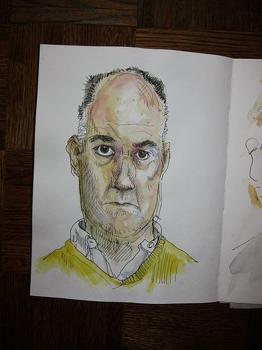 Some Of My Drawings Drawings Danny Gregory Illustration Art
