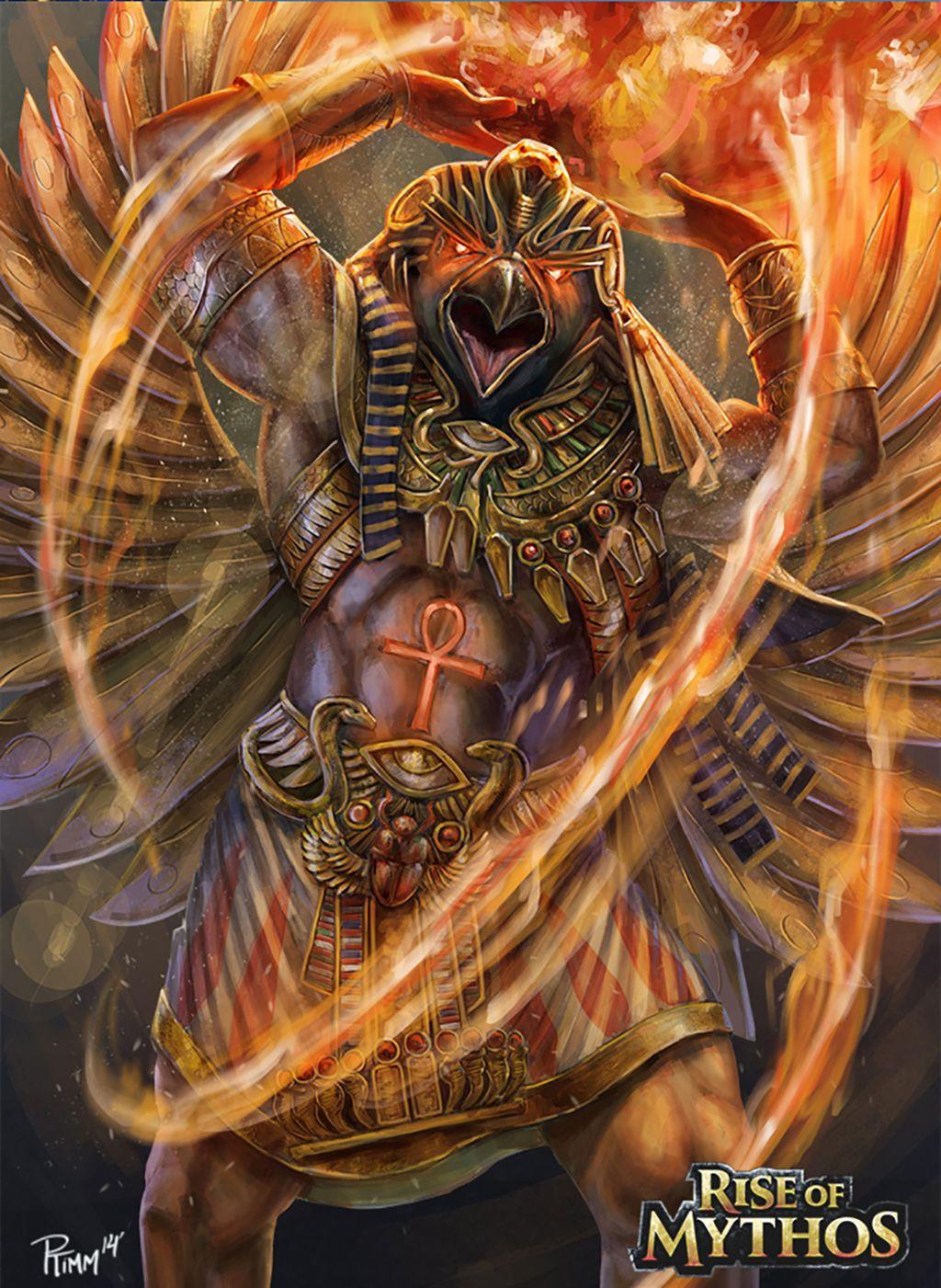 Ra By Ptimm On Deviantart Egyptian Mythology Egyptian Gods Ancient Egyptian Gods