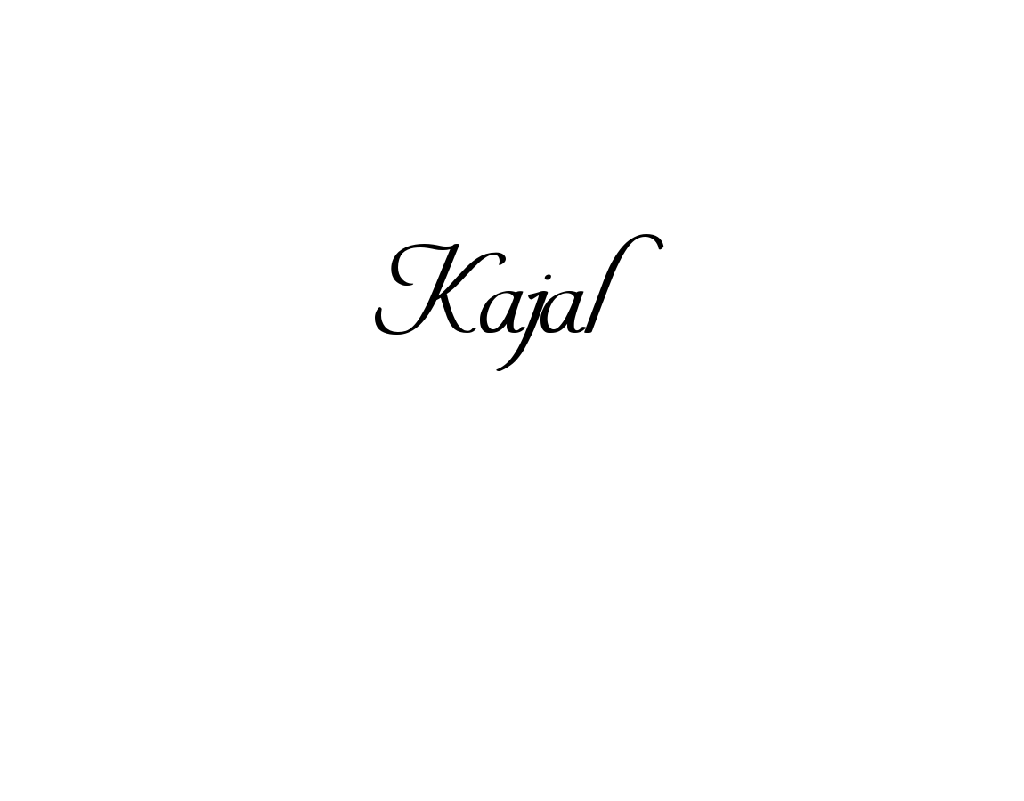 Tattoo Kajal Using The Font Style You Invited Heavy Name Tattoos Create Your Own Tattoo Name Creator