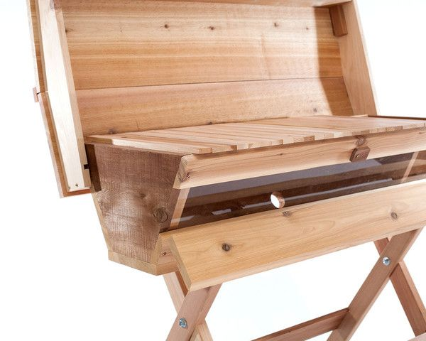 Top Bar Hive For Sale   Cedar   Free Shipping | Bee Thinking | Top Bar Hive  | Pinterest | Top Bar Hive, Beekeeping And Beekeeping Supplies