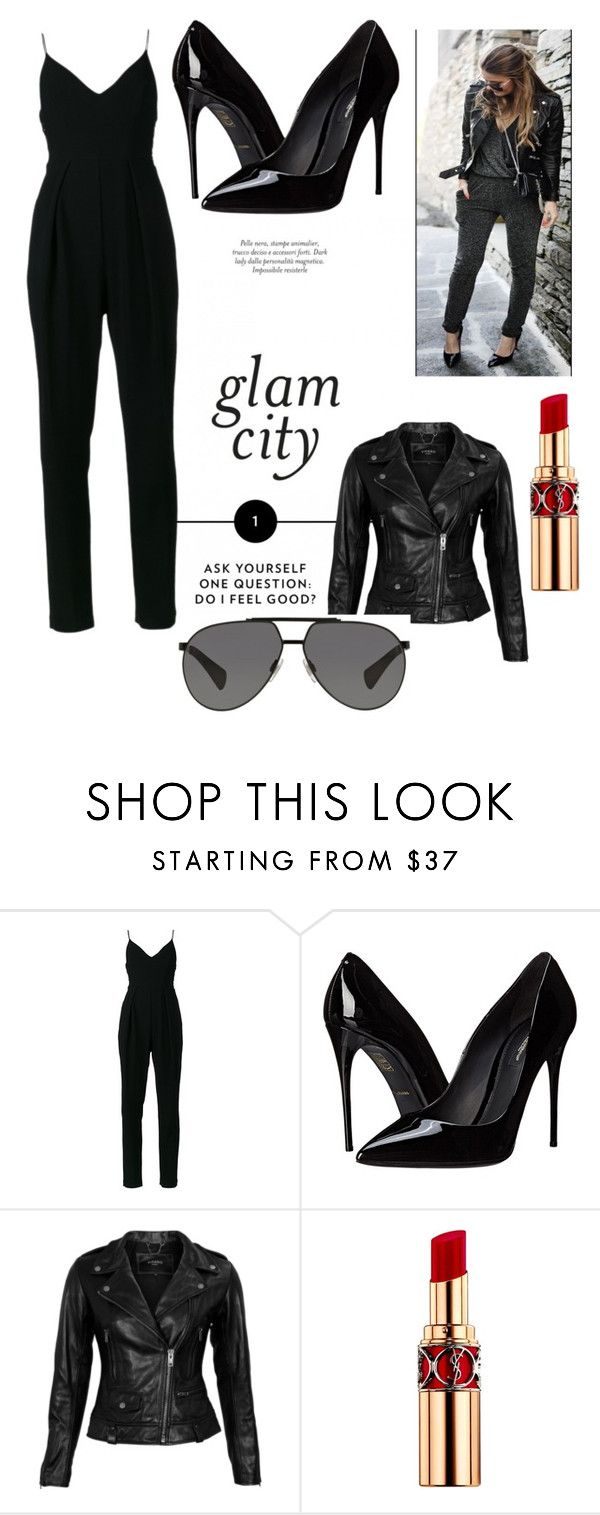 """Put together"" by soniauk ❤ liked on Polyvore featuring Zimmermann, Dolce&Gabbana, Umi and Yves Saint Laurent"