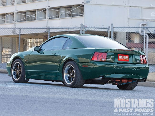 2001 Ford Mustang Bullitt Modified Muscle Mustangs