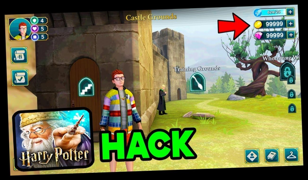 Harry Potter Hogwarts Mystery Cheat Biblioteki