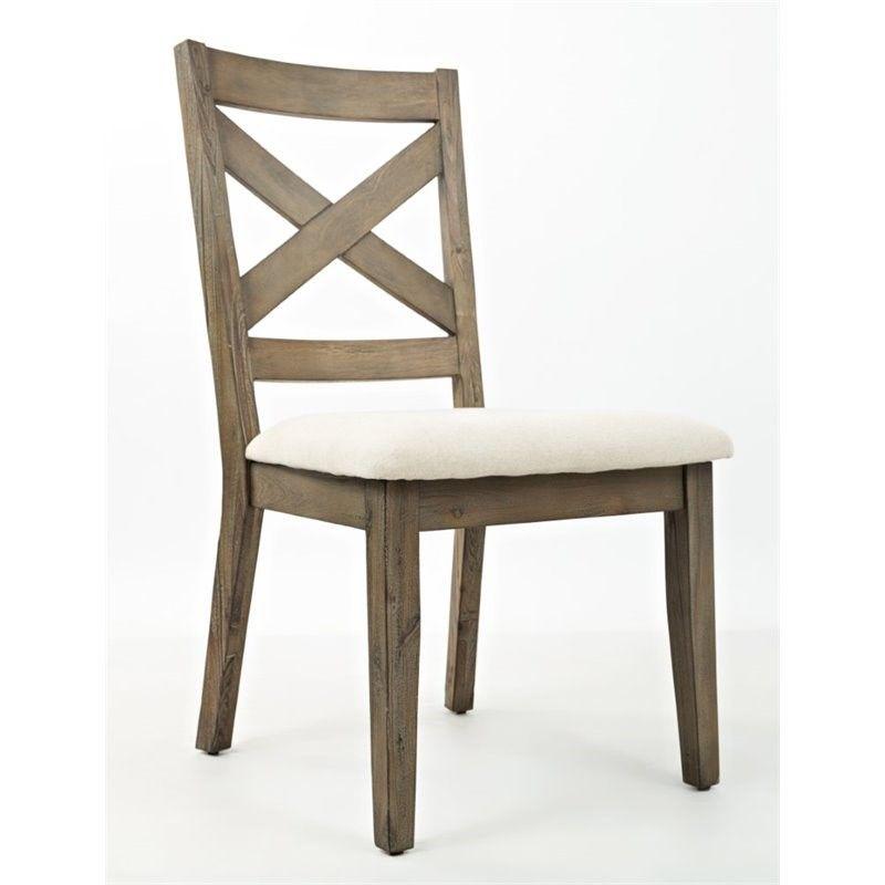 Jofran Hampton Road X Back Dining Chair In Sandblasted Gray Set Of 2 Jet Com Swivel Dining Chairs Dining Chairs Dining Room Chairs Modern