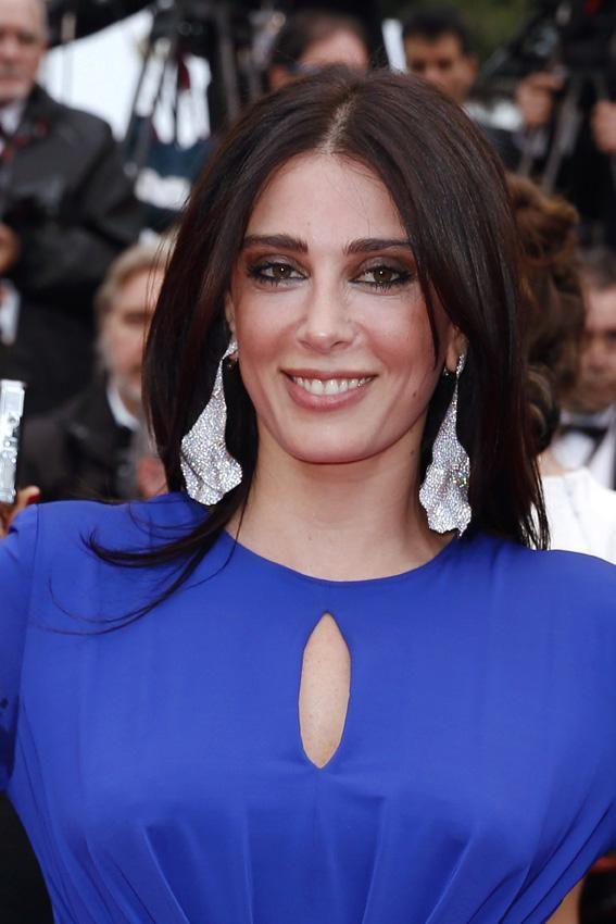 Nadine Labaki a Cannes a Cannes al Festival del cinema - Ufficio stampa Chopard