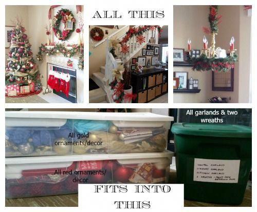 Christmas storage tips #christmaslightstips Help With Christmas