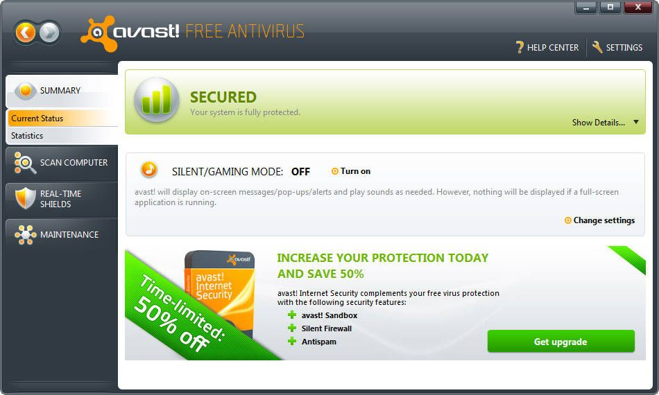 Avg free for windows xp home edition.