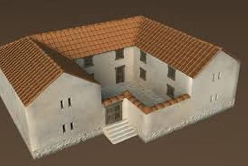 8 Facts About Ancient Greek Homes Greek House Ancient Greek Architecture Ancient Greece Architecture