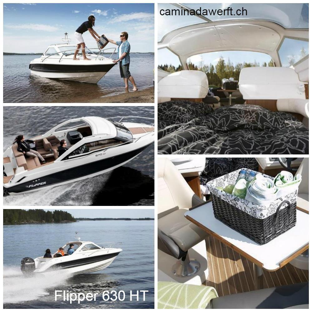 Flipper 630 HT- Mehr Informationen bei www.CaminadaWerft.ch Oder ...