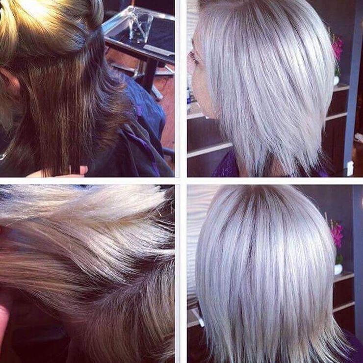 Hair Transformation by Ashley hairstylist vibrantsalon