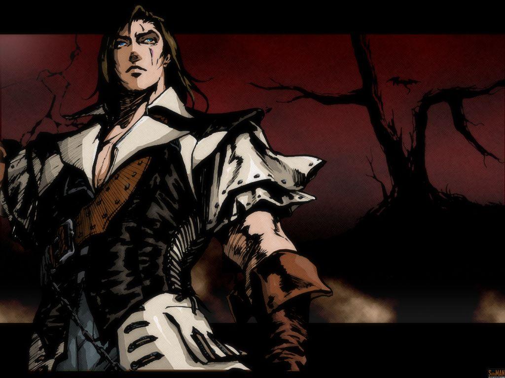 Castlevania Trevor By Billysan291 Trevor D D Characters Deviantart
