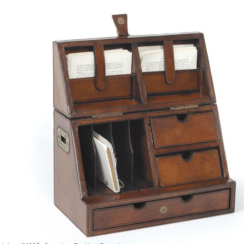 Secretary Desktop Organizer Traditional Desk Accessories, Office  Accessories, Antique Desk, Office Decor, - Secretary Desktop Organizer Organization - In 2018 Pinterest