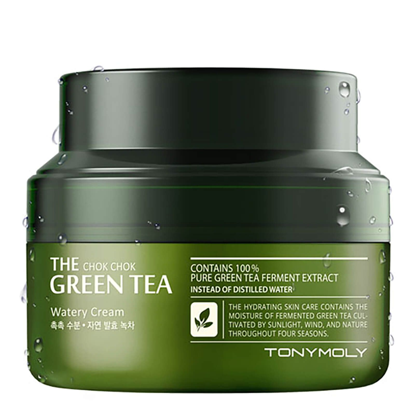Photo of TONYMOLY The Chok Chok Green Tea Watery Moisture Cream