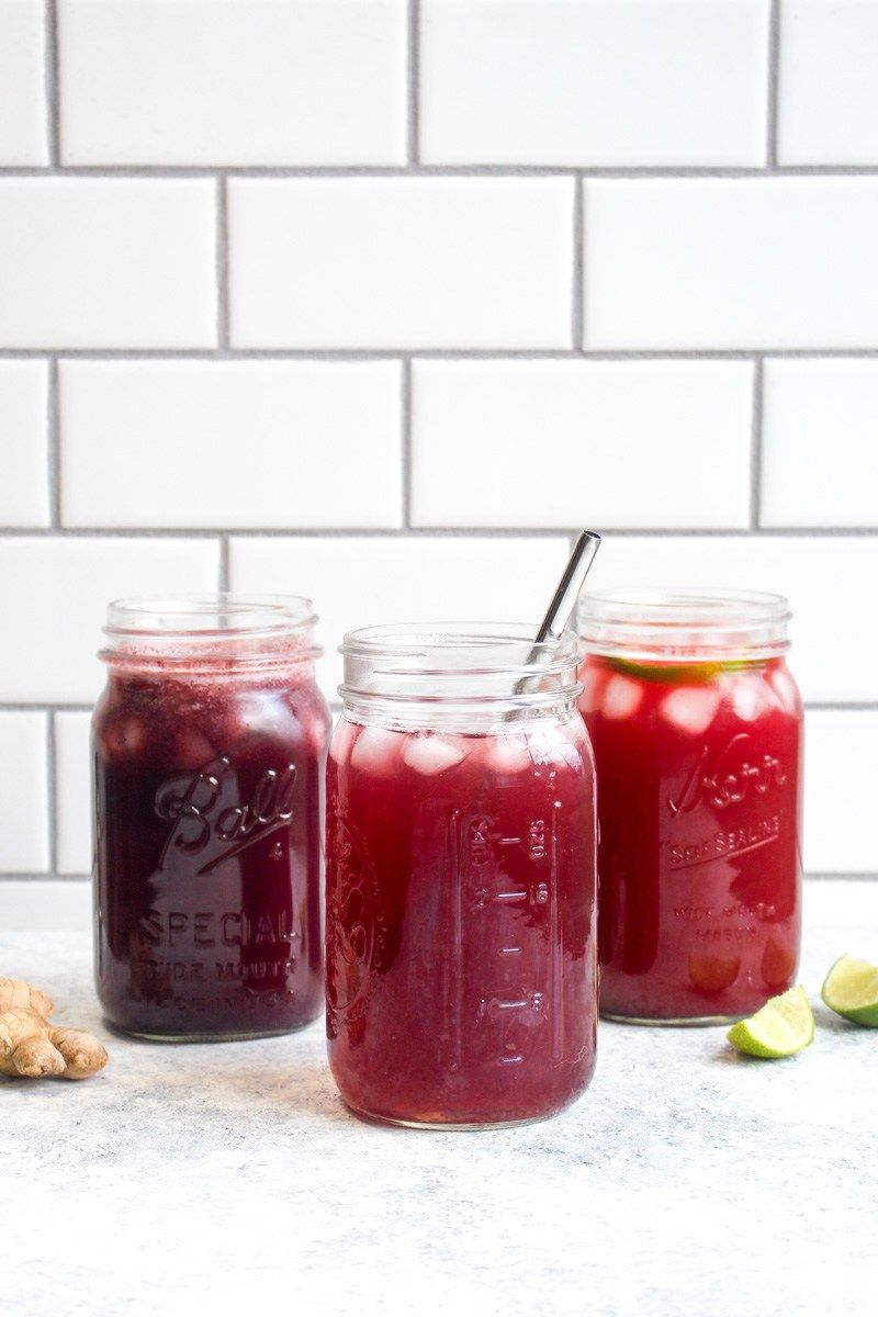 Cherry Limeade ACV Detox Drink #applecidervinegarbenefits