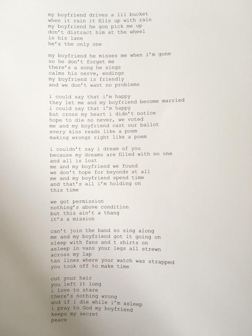 kiss the boys and make them cry lyrics
