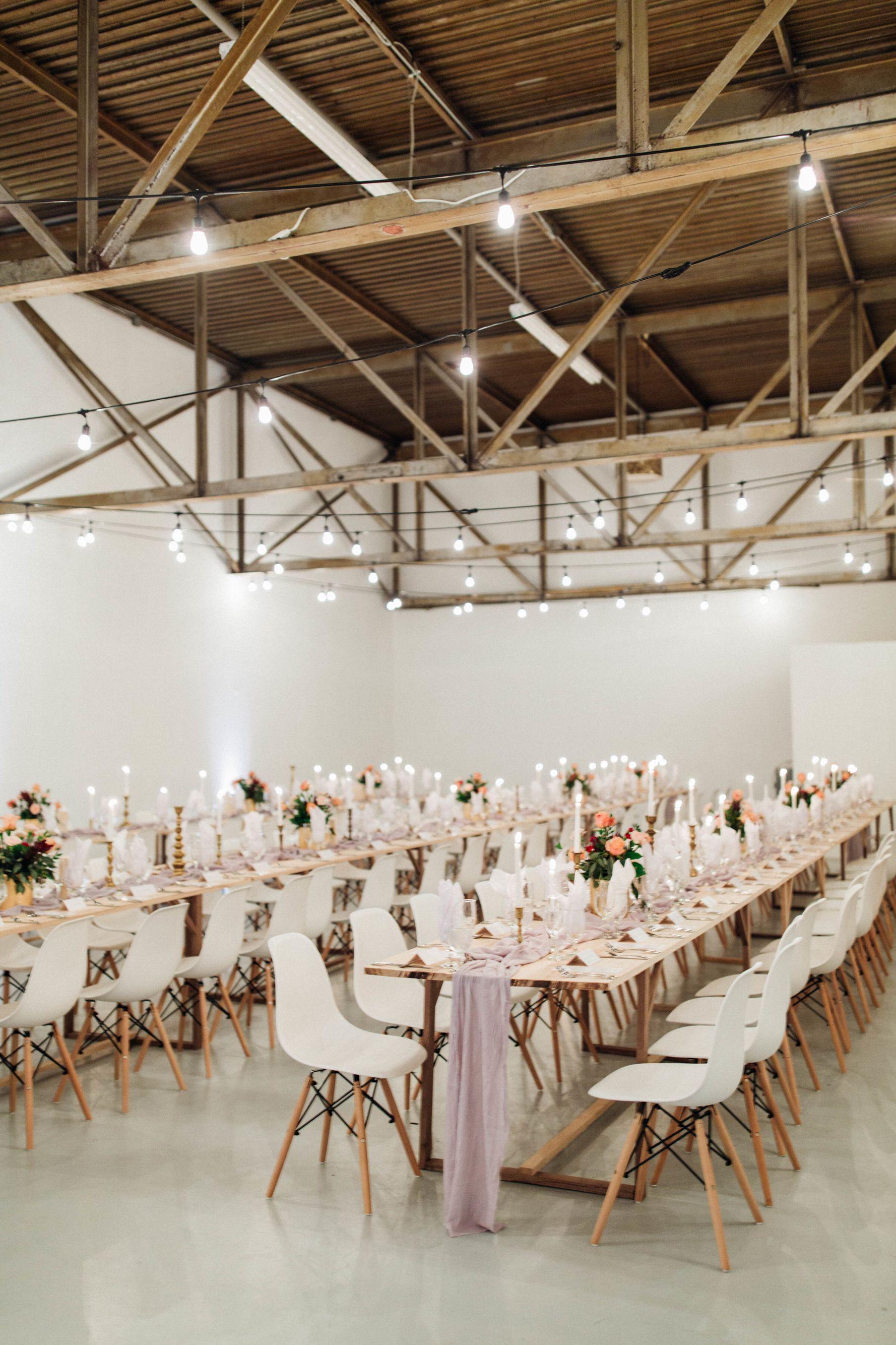 Modern Wedding Venue Six Hundred King Jacksonville Fl Industrial Warehouse Photo By Christ Modern Wedding Venue Florida Wedding Venues Wedding Venues