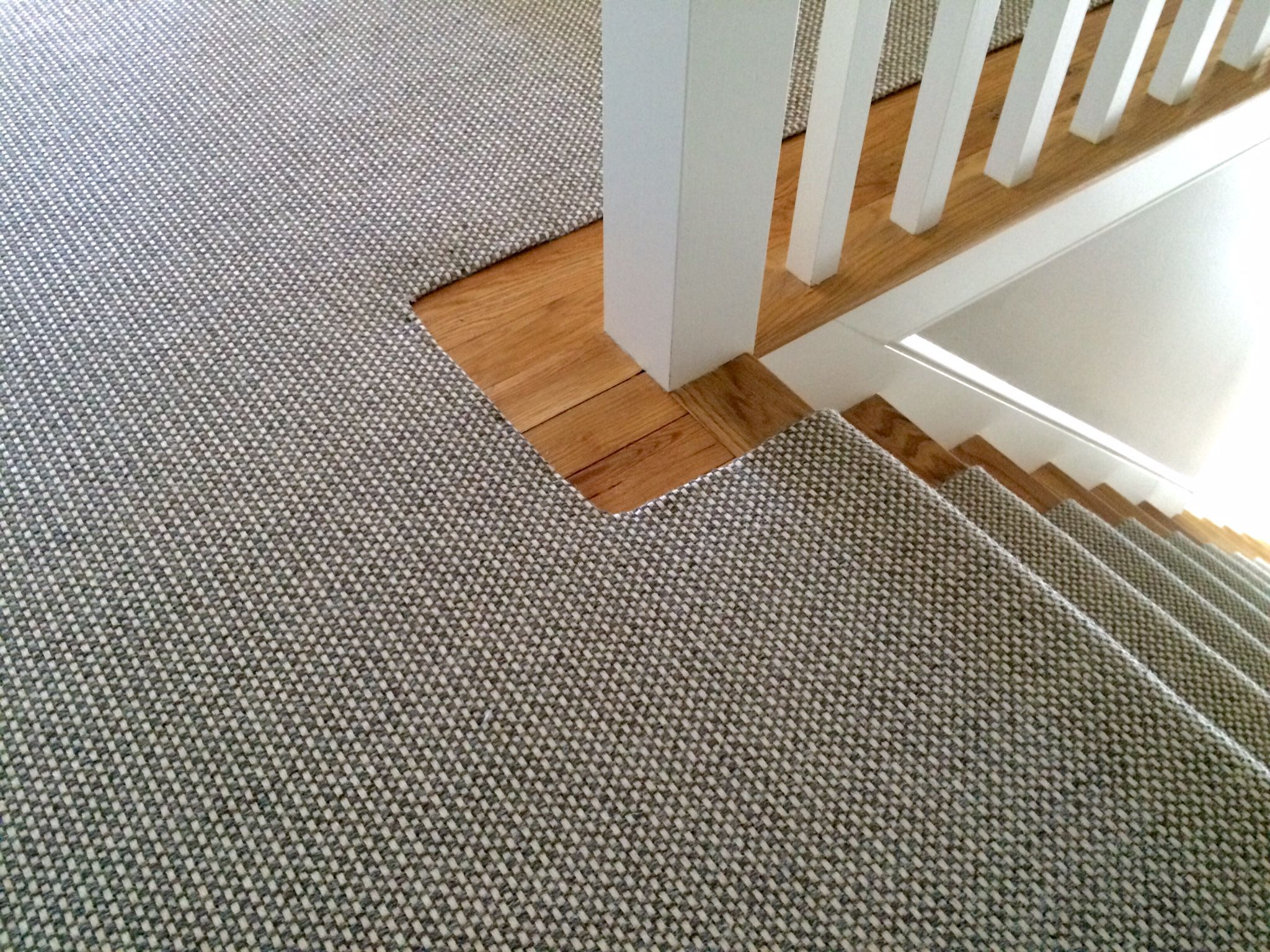 Best Check Out This Merida Studio Flat Woven Wool Stair 640 x 480