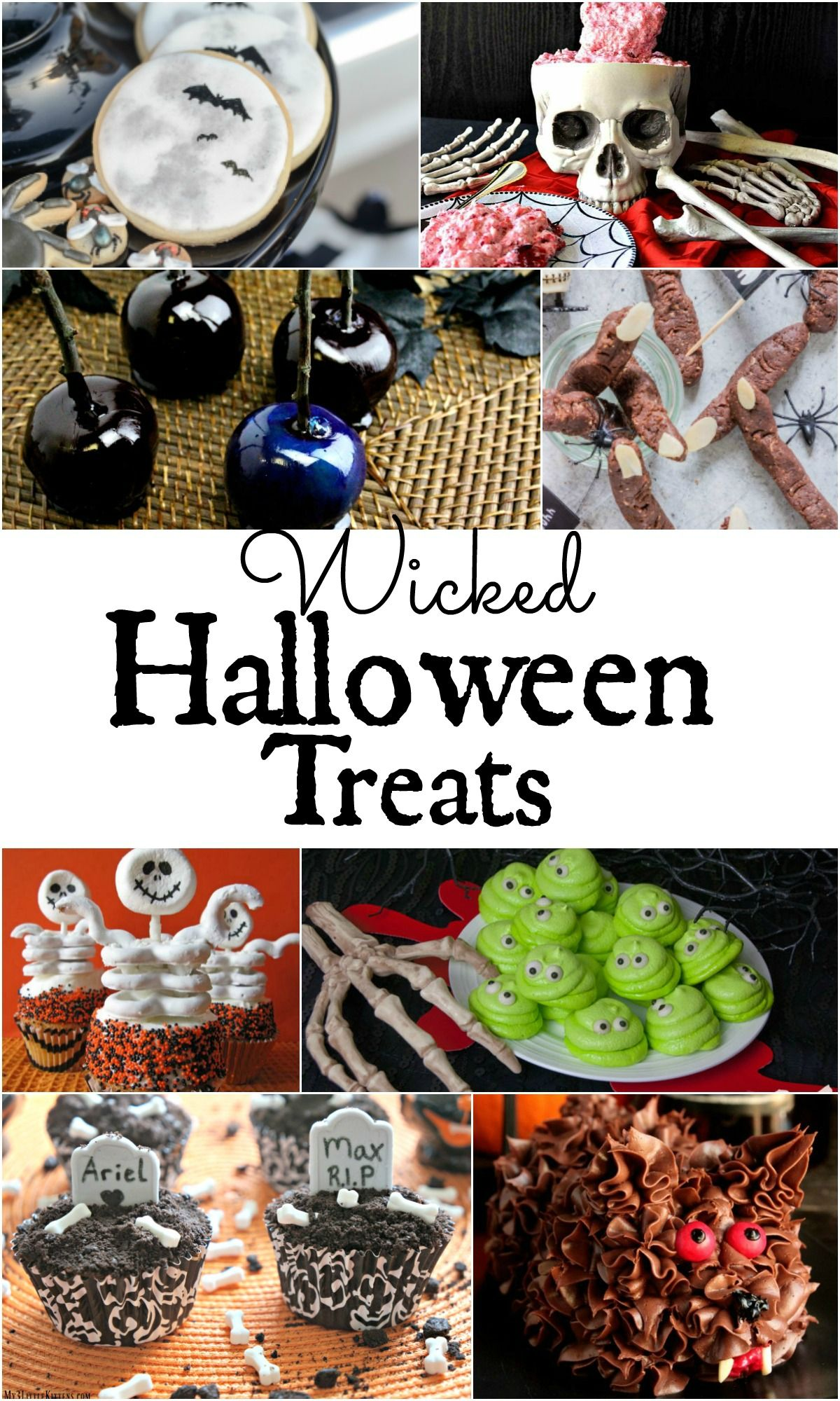 I Ve Hunted Down Only The Best Halloween Treats For You To