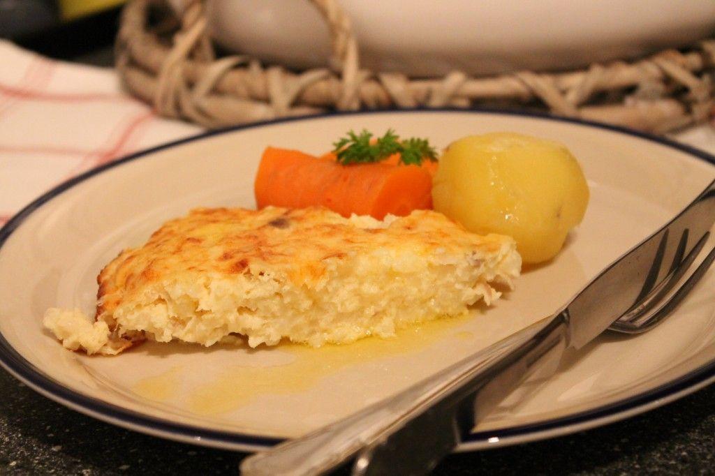 fiskpudding utan ris
