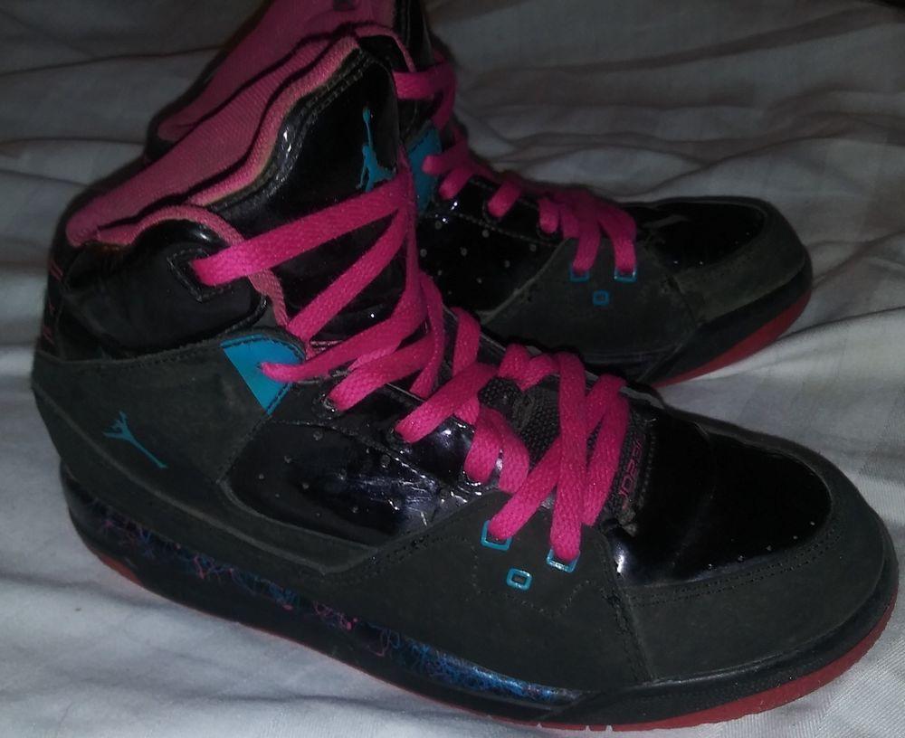 cea876993c11fc NIKE AIR JORDAN SC-1 FLIGHT (Preschool) BASKETBALL SHOES 439656-009 Size 3Y   fashion  clothing  shoes  accessories  kidsclothingshoesaccs  unisexshoes  (ebay ...