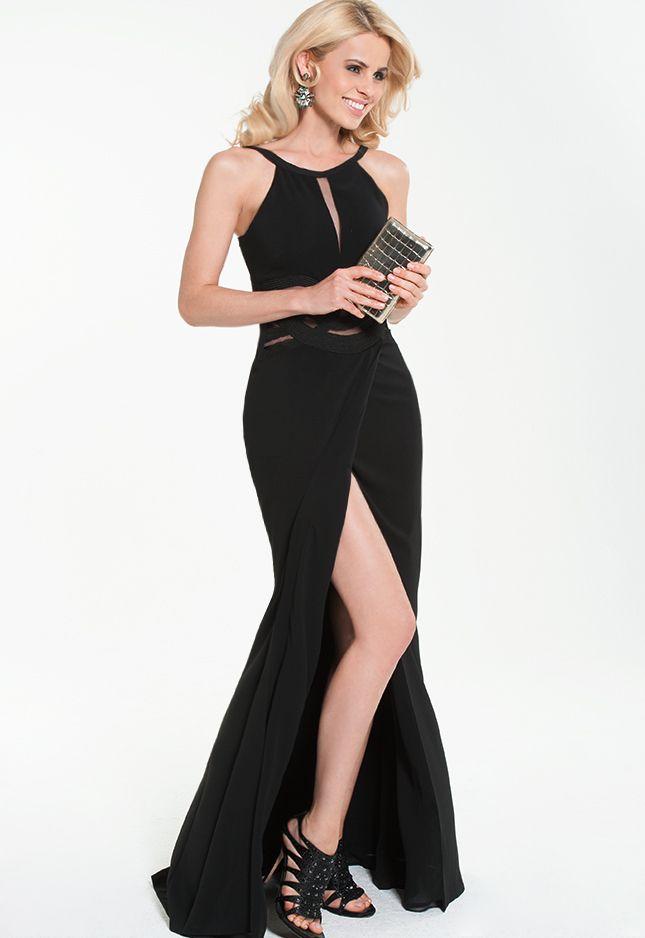 Sexy Kleid mit Cut Outs von Versace Collection. Zu mieten bei ...