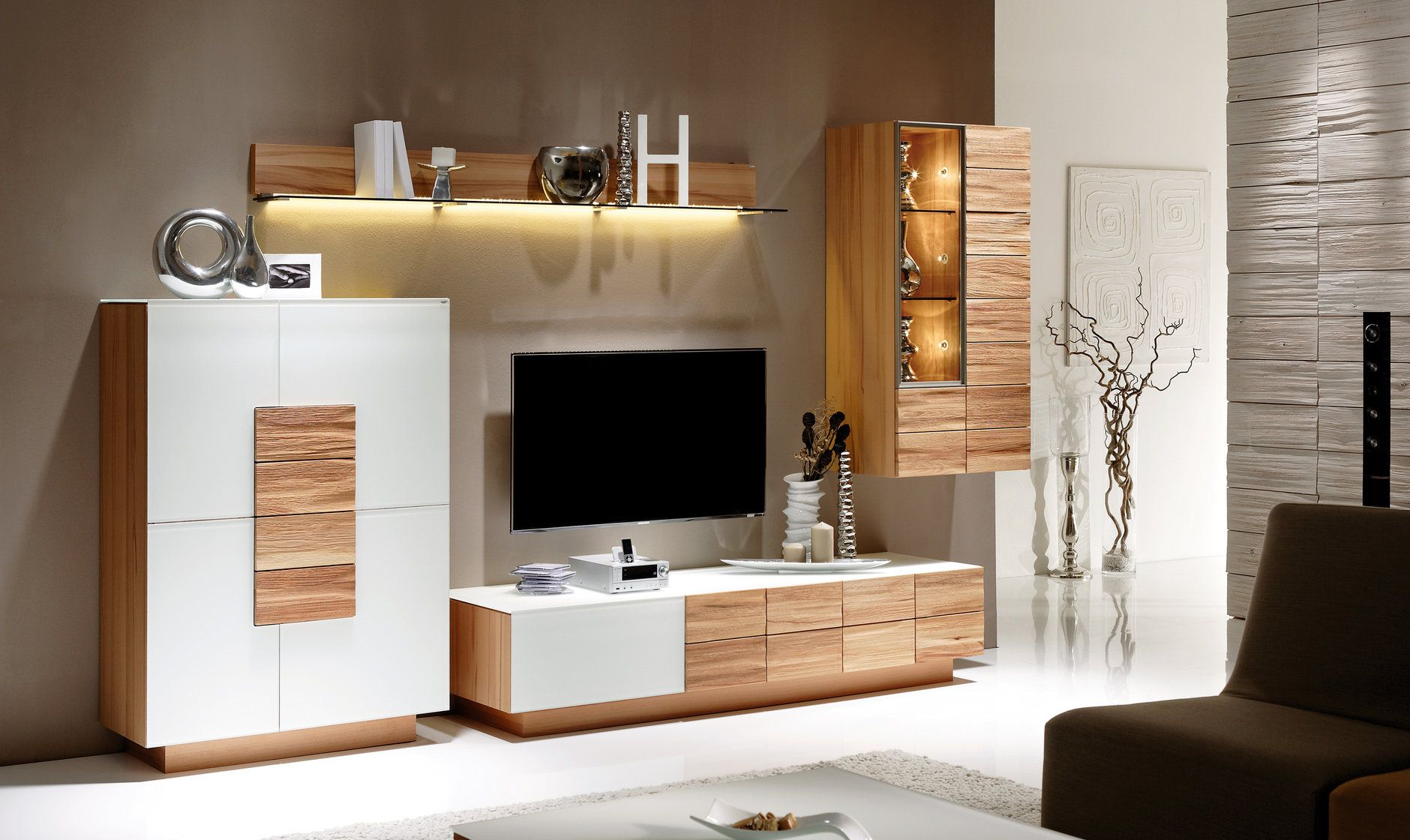 v montana wohnzimmerm bel voglauer wohnideen. Black Bedroom Furniture Sets. Home Design Ideas