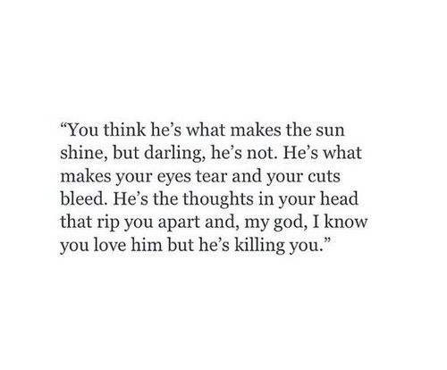 Sad Tumblr Quotes About Love: Pin By Nina Marie On Written: Pt. 3