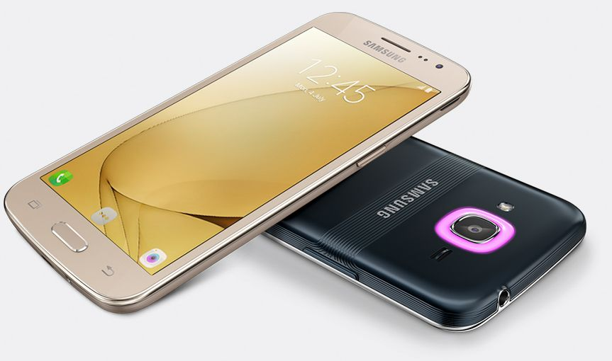 Samsung Galaxy J2 2016 With Smart Glow And Tst Features Launched In India For Rs 9 750 Samsung Galaxy Samsung Samsung Phone