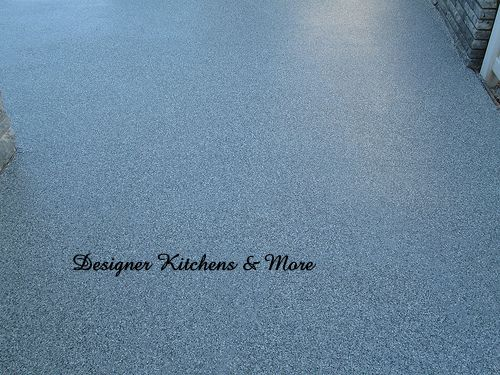 Patio   Epoxy Flake With UV Coating