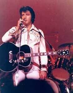 Elvis In Autumn 1974